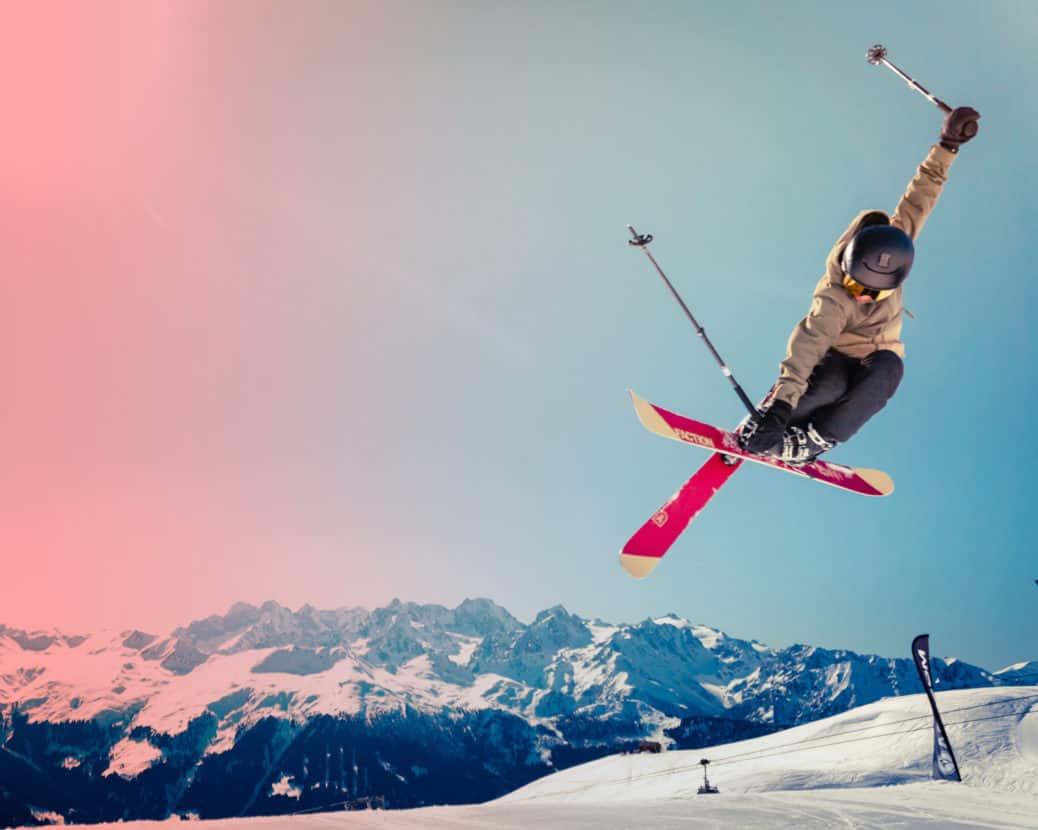 Bild Einzel Performance Coaching Skiing